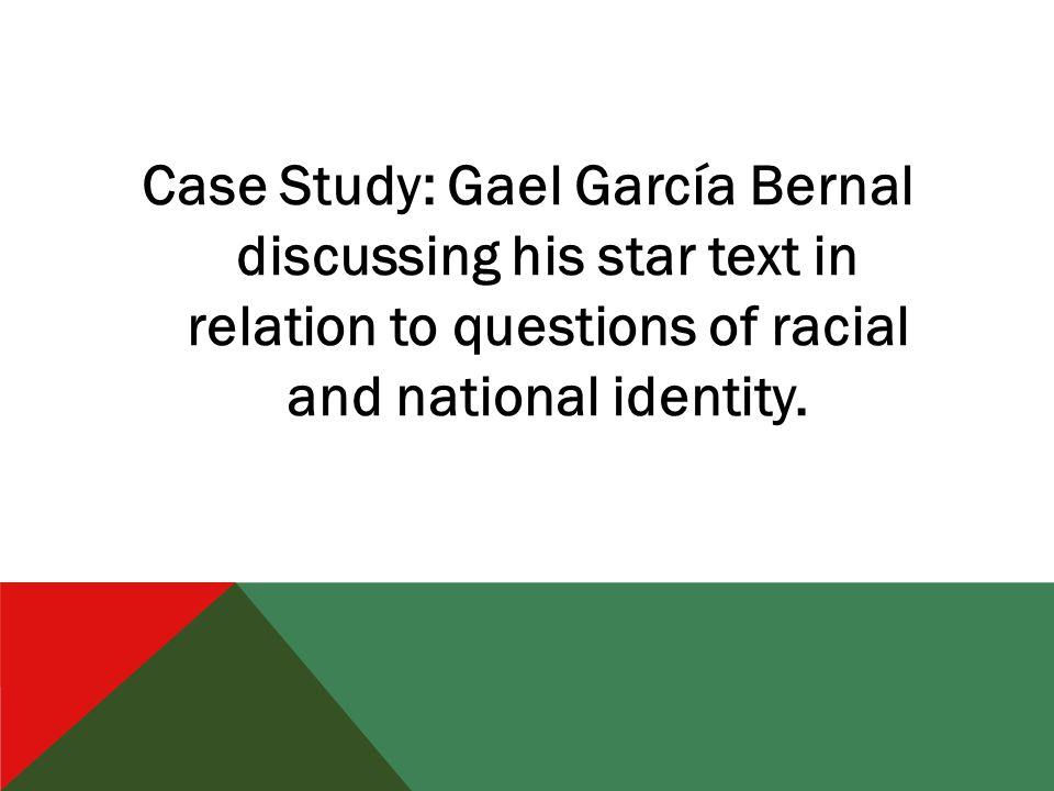"GAEL GARCIA BERNAL ""MEXICO'S PRODIGAL SON"""