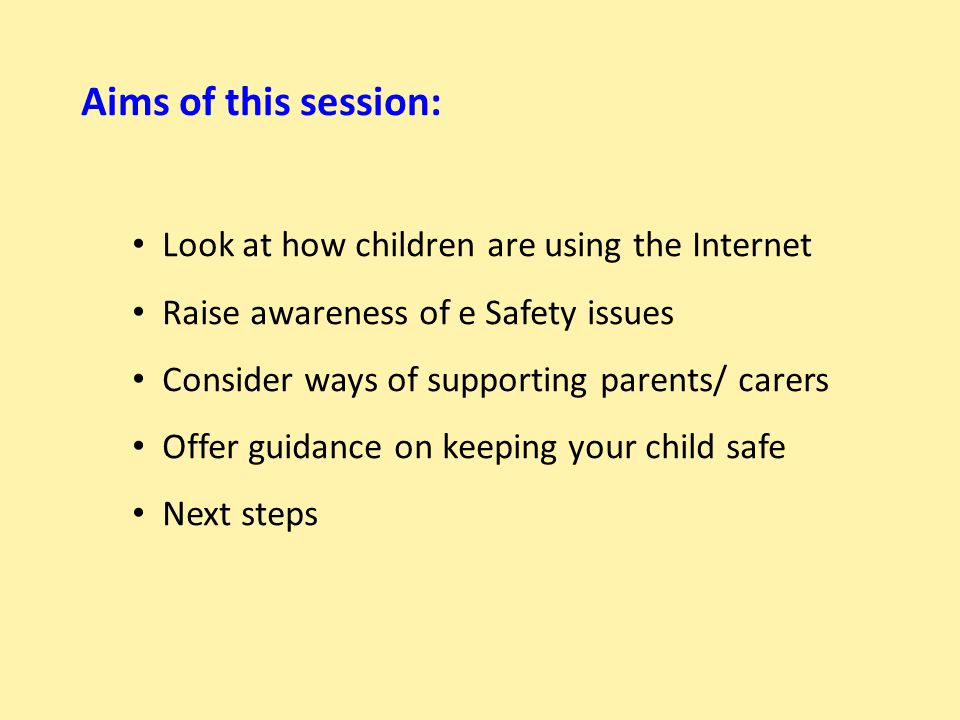 Your child may ask to have their own email account.