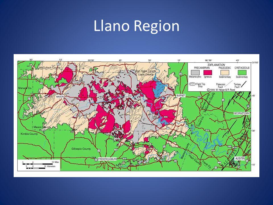 Llano Region