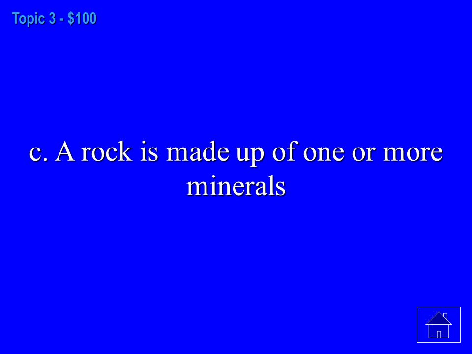 Topic 2 - $500 a. The bones are made of minerals