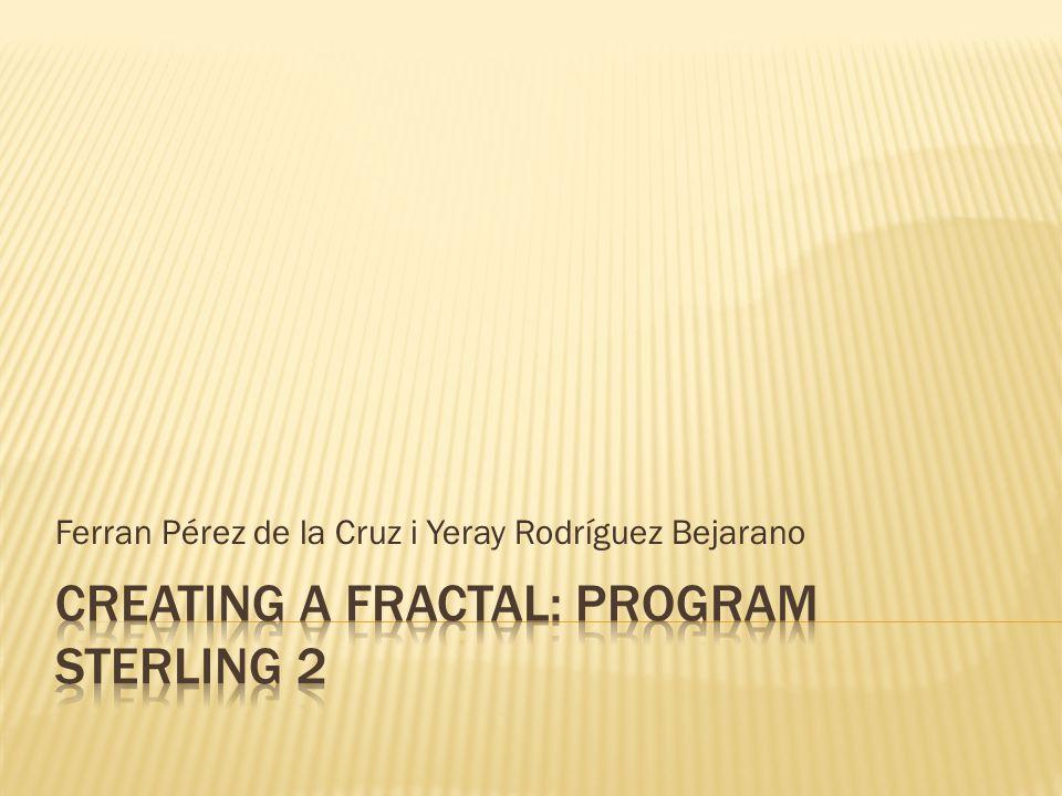 Ferran Pérez de la Cruz i Yeray Rodríguez Bejarano