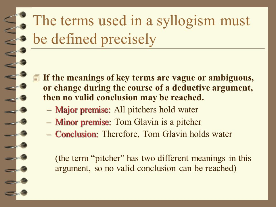 Examples of the Question- begging Epithet 4 Evolution vs.