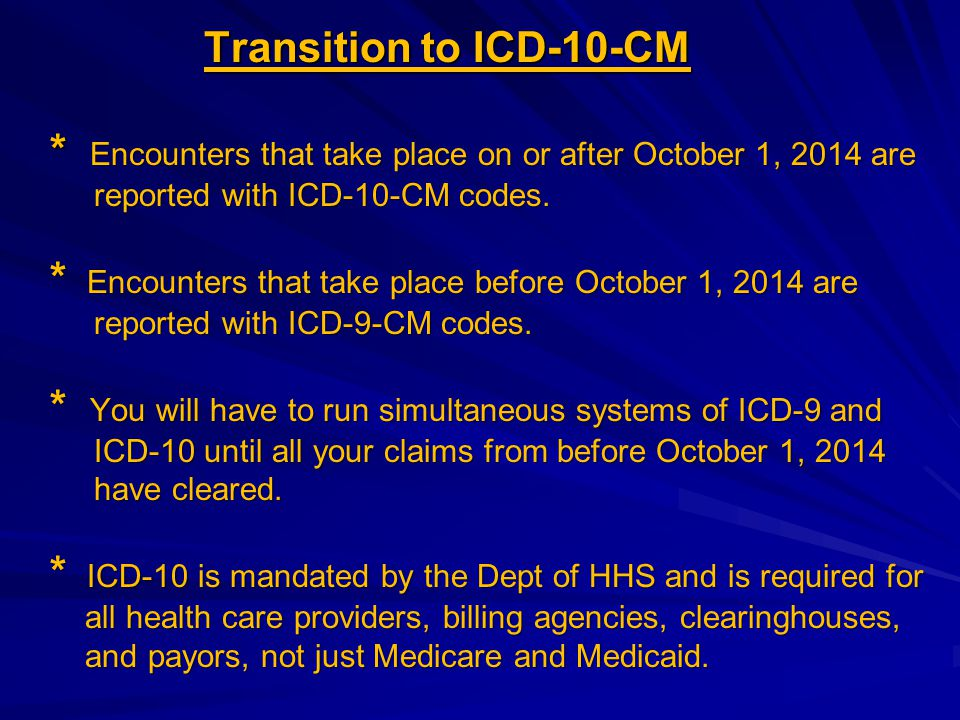 What about ICD-11 ?.