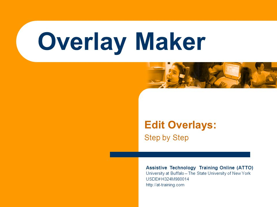 Overlay Maker Edit Overlays For this tutorial… If you are using a Macintosh, substitute the  /command key for the Control Key in the keyboard shortcuts.