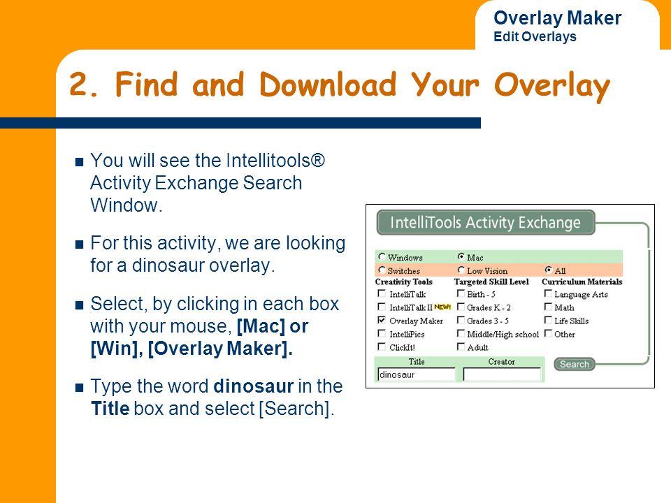 Overlay Maker Edit Overlays 9.