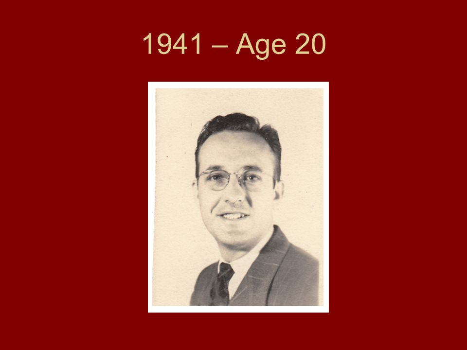 1989 – Age 68