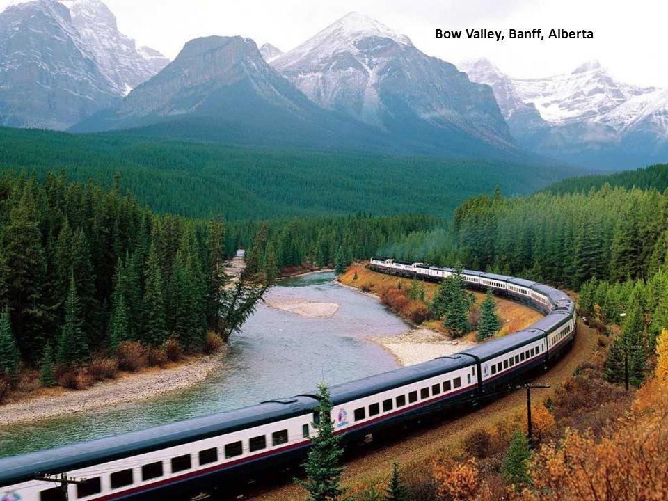 Bow Valley, Banff, Alberta