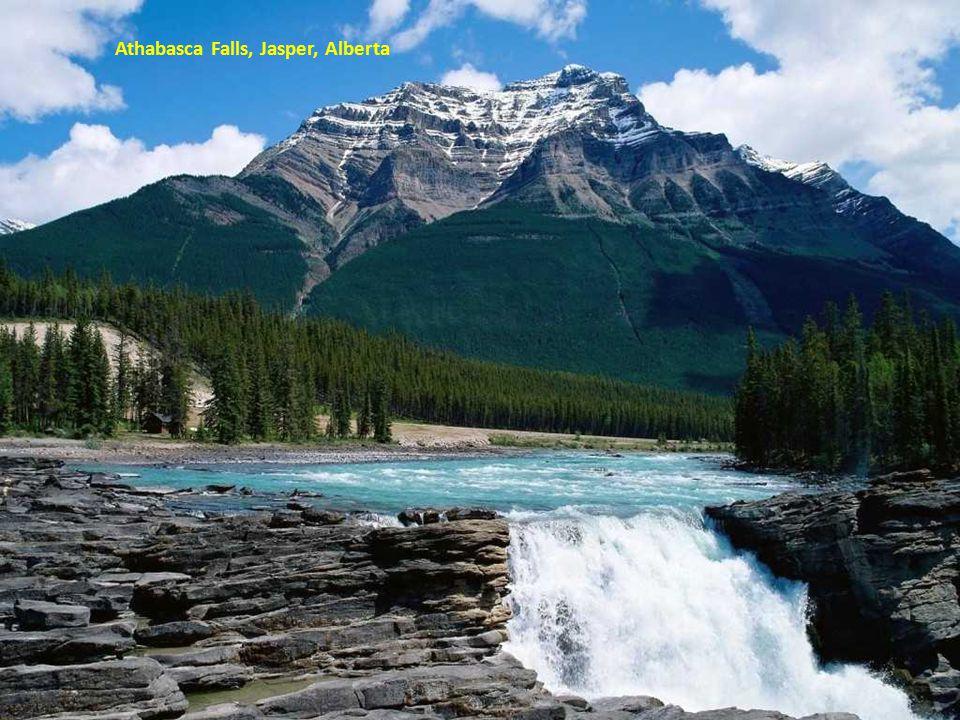 Spirit Island, Maligna Lake, Jasper, Alberta