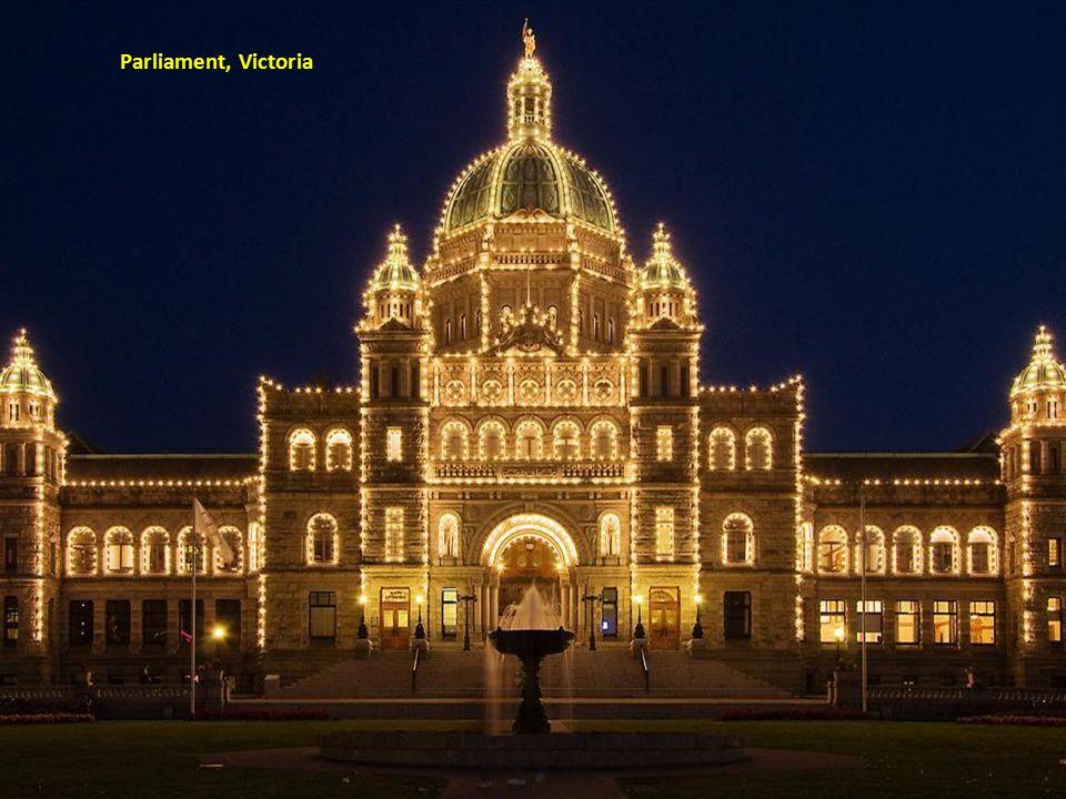Parliament, Victoria, British Columbia