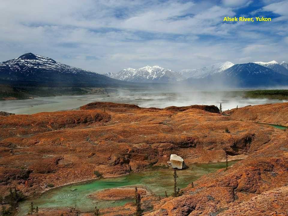 Elfin Lake, Yukon