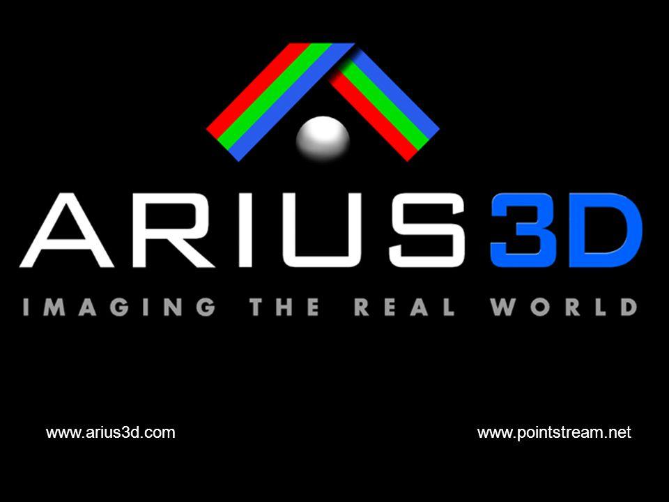 www.arius3d.com www.pointstream.net