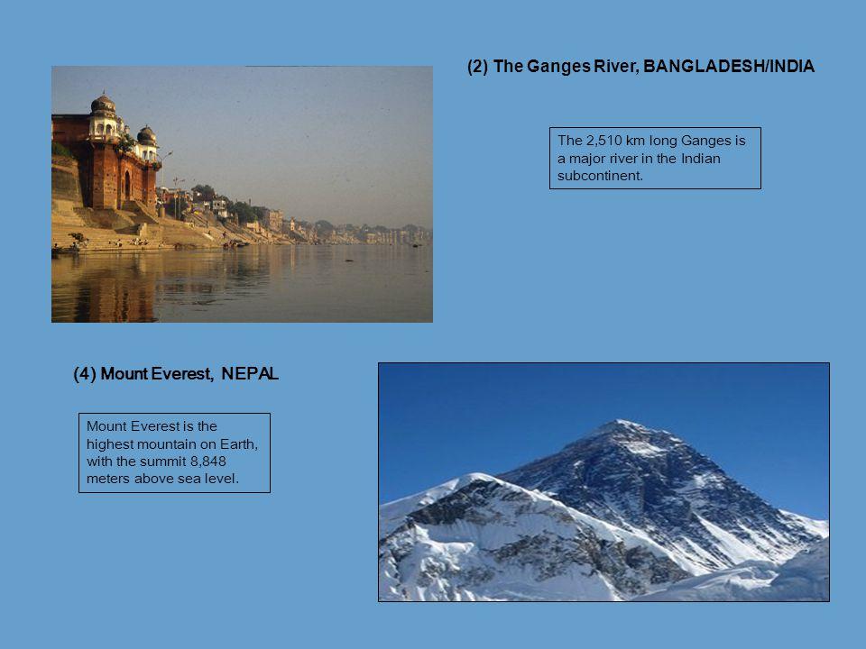 (59) Rara Lake, NEPAL Rara Lake, the largest lake in Nepal, is five kilometers long and two kilometers wide and its water reaches a depth of 170 meters.