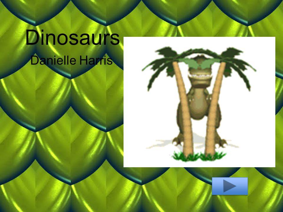 Dinosaurs Danielle Harris
