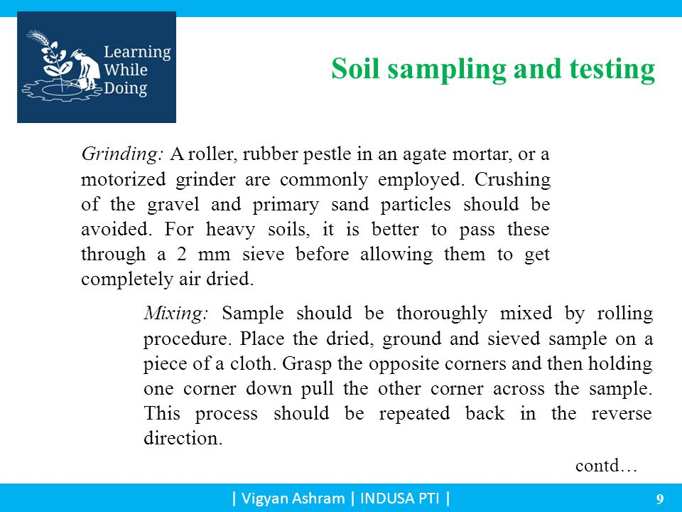 Mixing: Sample should be thoroughly mixed by rolling procedure.