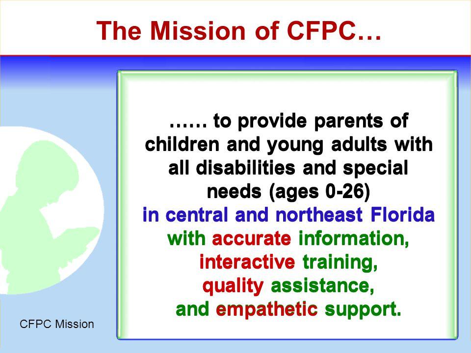 CFPC Philosophies Interactive Training