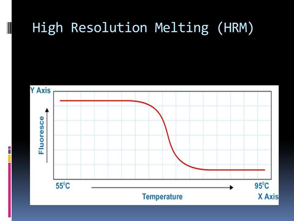 High Resolution Melting (HRM)