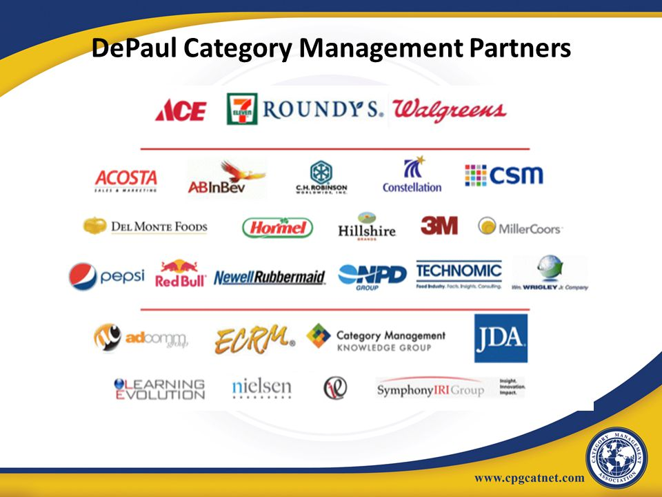 DePaul Category Management Partners