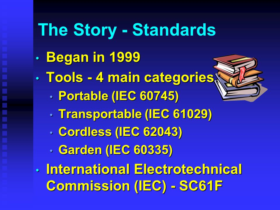 PTI's Global Standards Story WHY. WHY. All of the companies are global.
