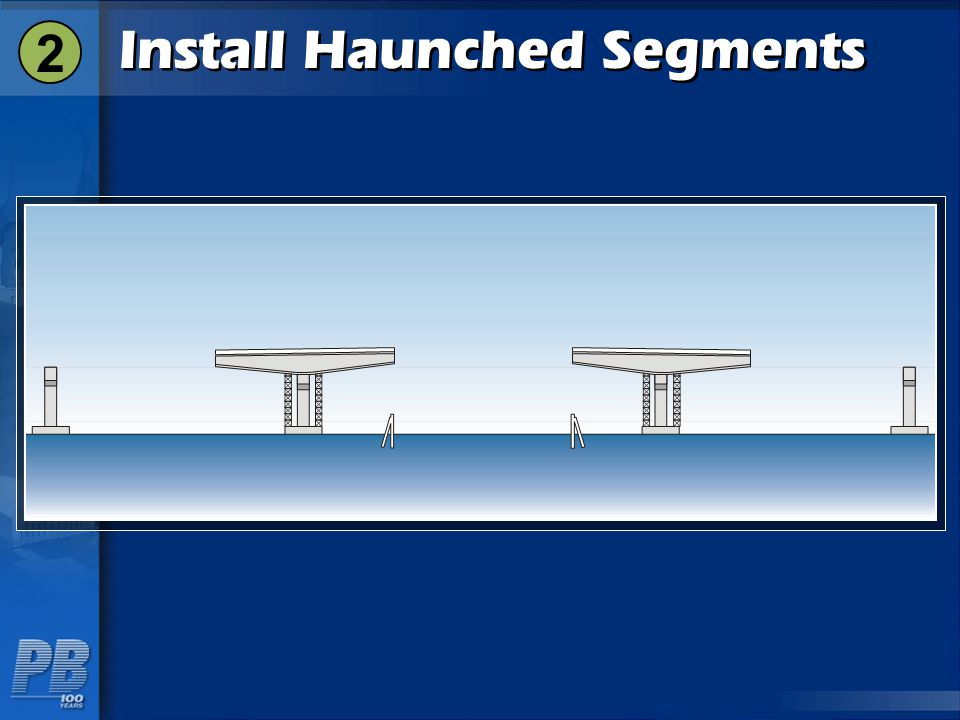 Install Haunched Segments 2