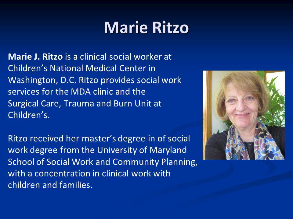 Marie Ritzo Marie J.
