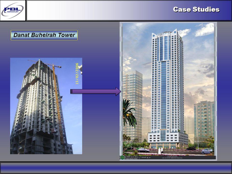Products & R&DCertificationConclusionFactoryExport OutreachPBL Export Vision Case Studies Danat Buheirah Tower