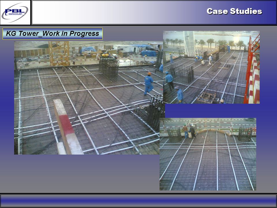 Products & R&DCertificationConclusionFactoryExport OutreachPBL Export Vision Case Studies KG Tower_Work in Progress