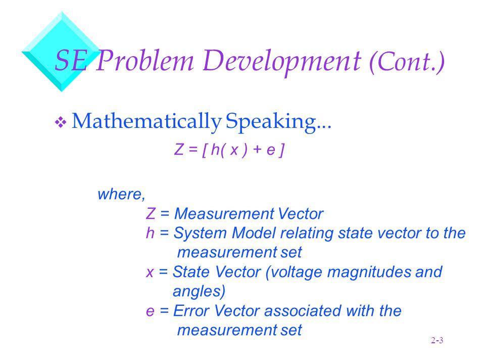 2-14 SE Program Constants v Please Refer To Real-Time Program Constants Display.