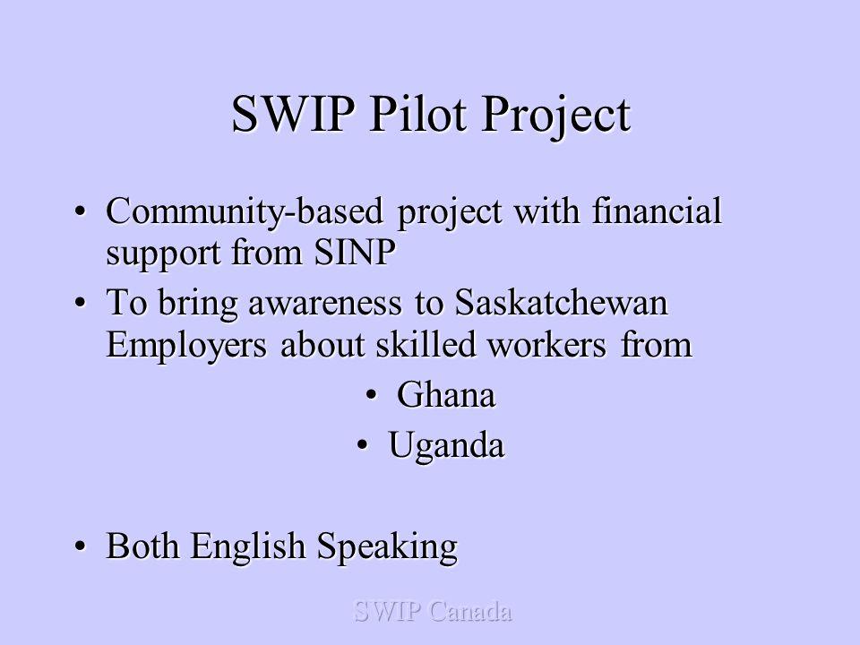 SWIP Canada Who are we.