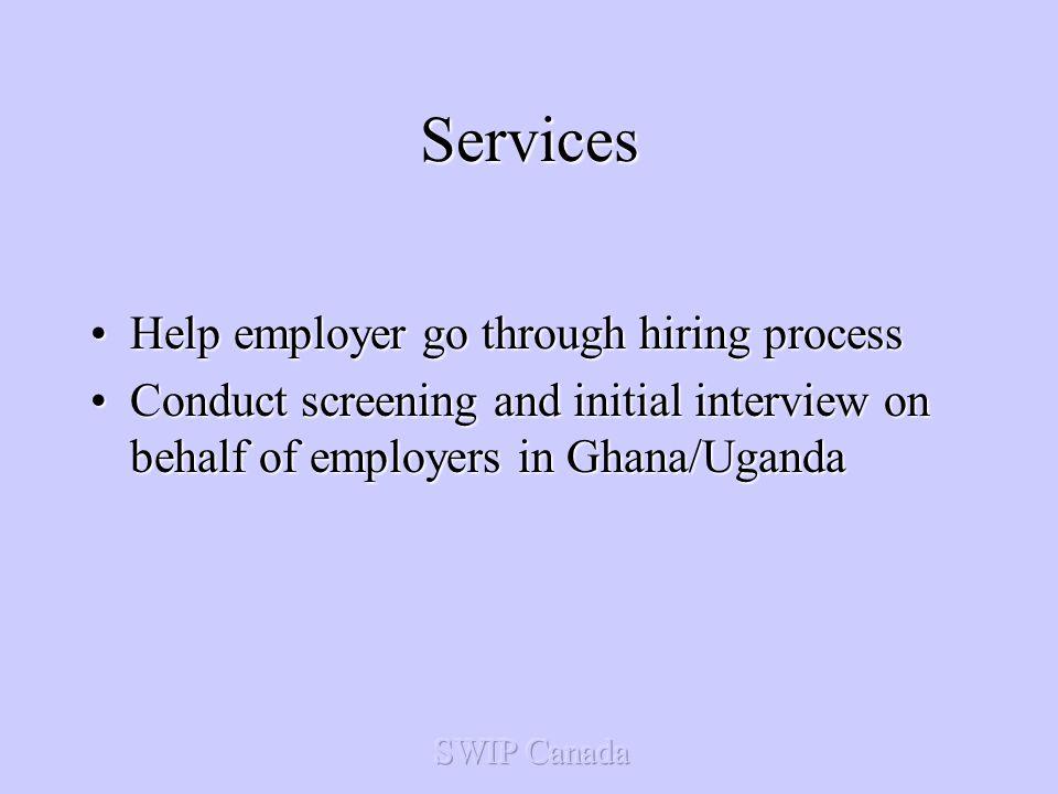 Why Hire from Ghana-Uganda.