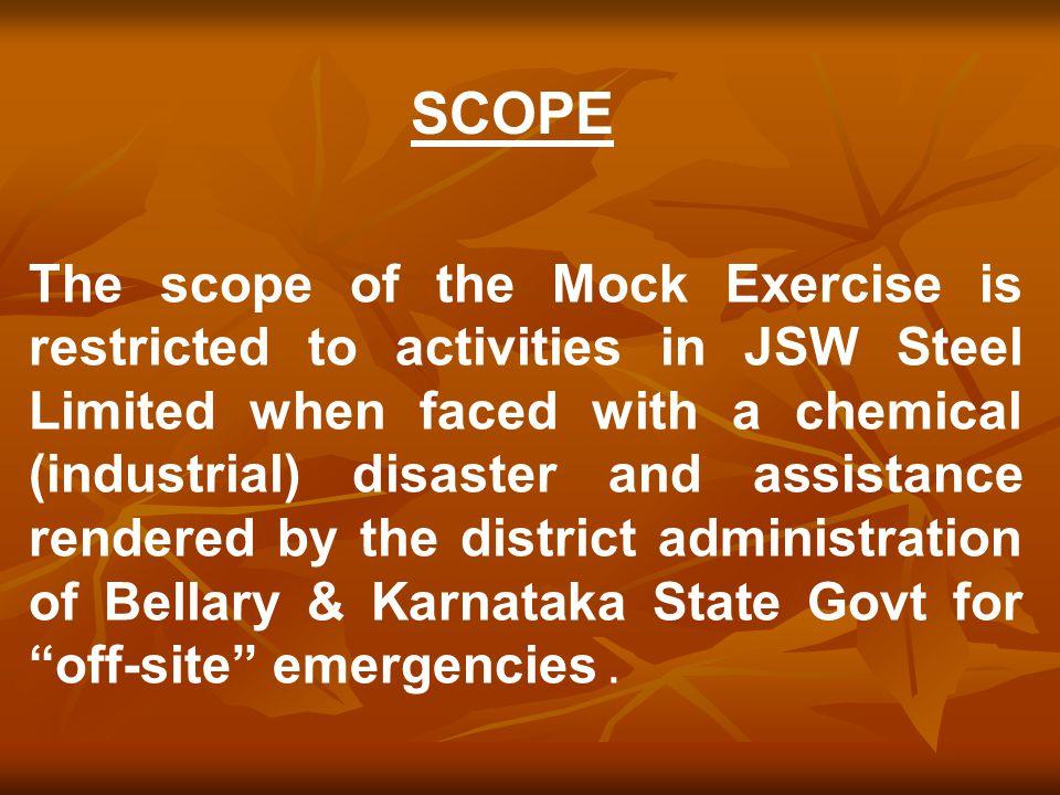Stake holders – Karnataka State Govt 1.Secretary, Revenue & DM.