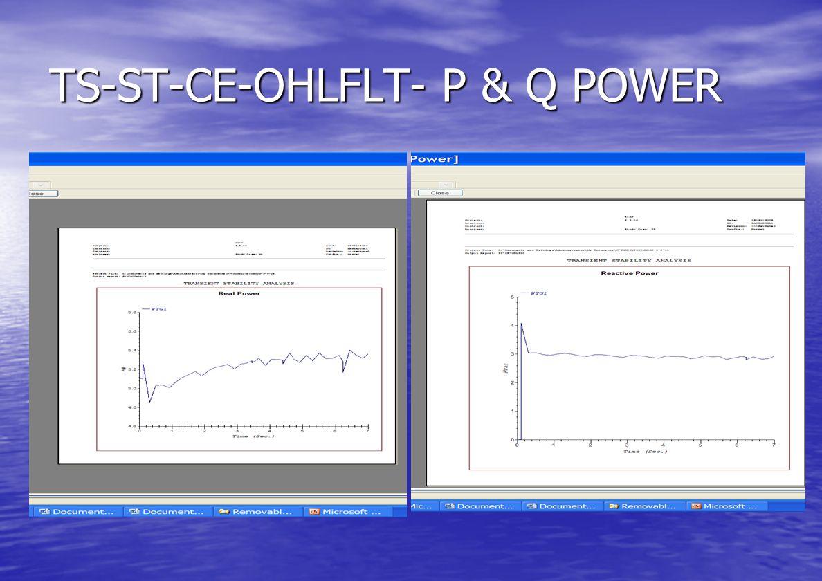 TS- ST-CE-OHLFLT- V & I