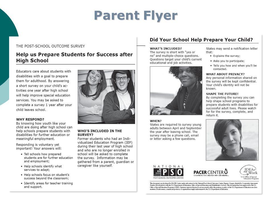 Parent Flyer