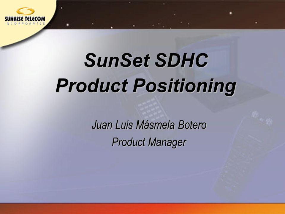 International Sales Seminar - June 200112 Optical Interfaces Testing n End to End testing.