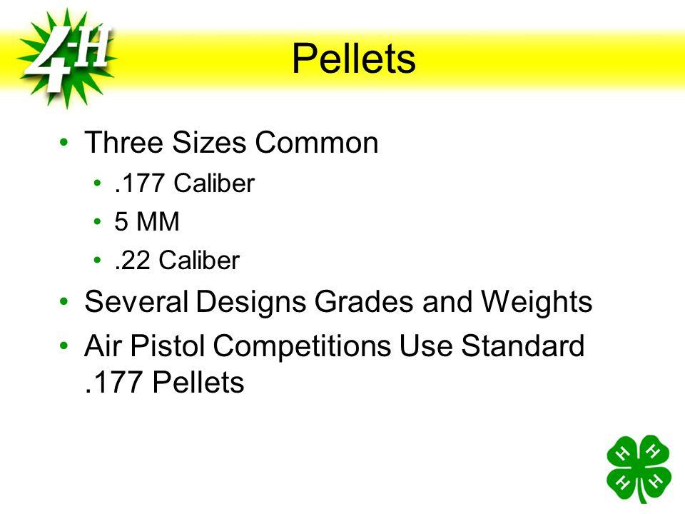 "Air Gun Ammunition BBs ""Round"" Steel Projectiles.177 Caliber Will Damage Rifled Barrels"