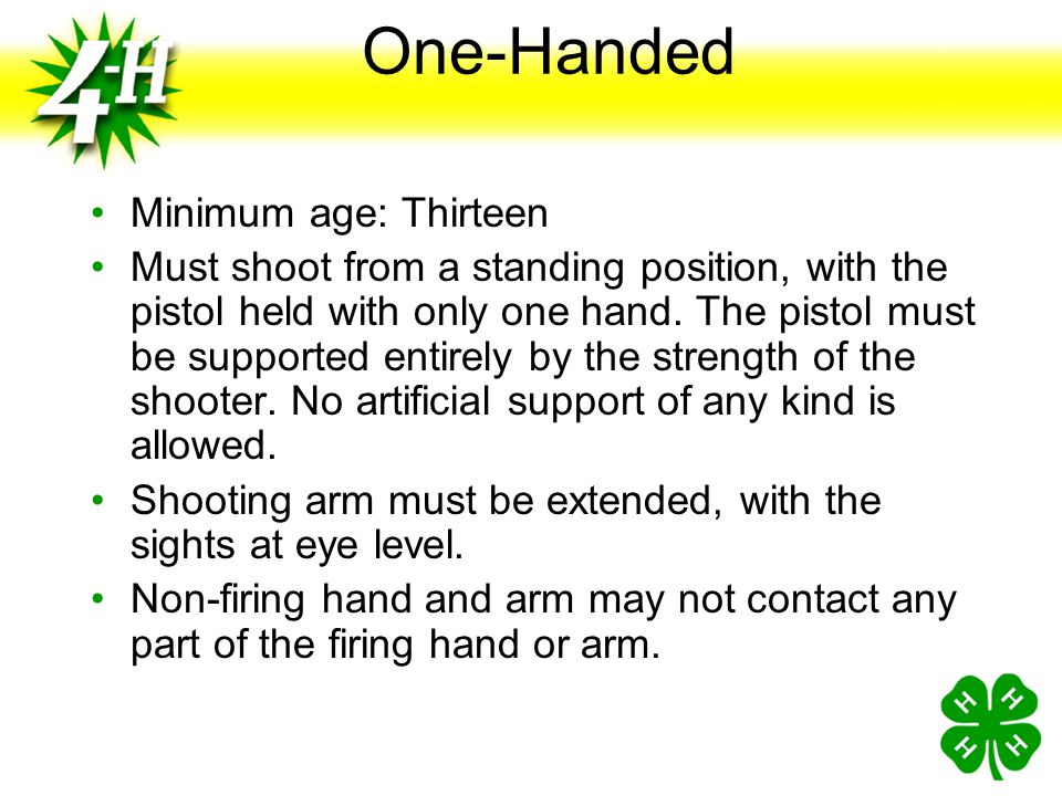 Two-Handed