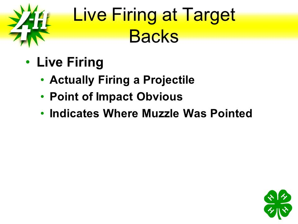 Dry Firing by Command Assume Pistol Shooting Position Expanded Range Commands Expanded Shooting Procedures Repeat Several Times Reverse Roles and Repe