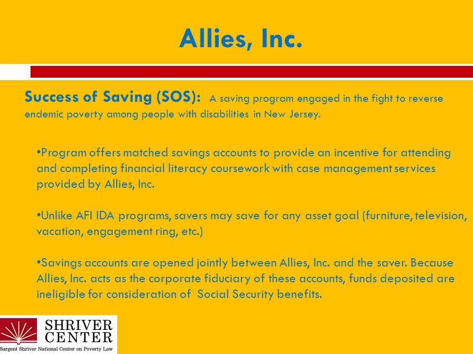 Allies, Inc.