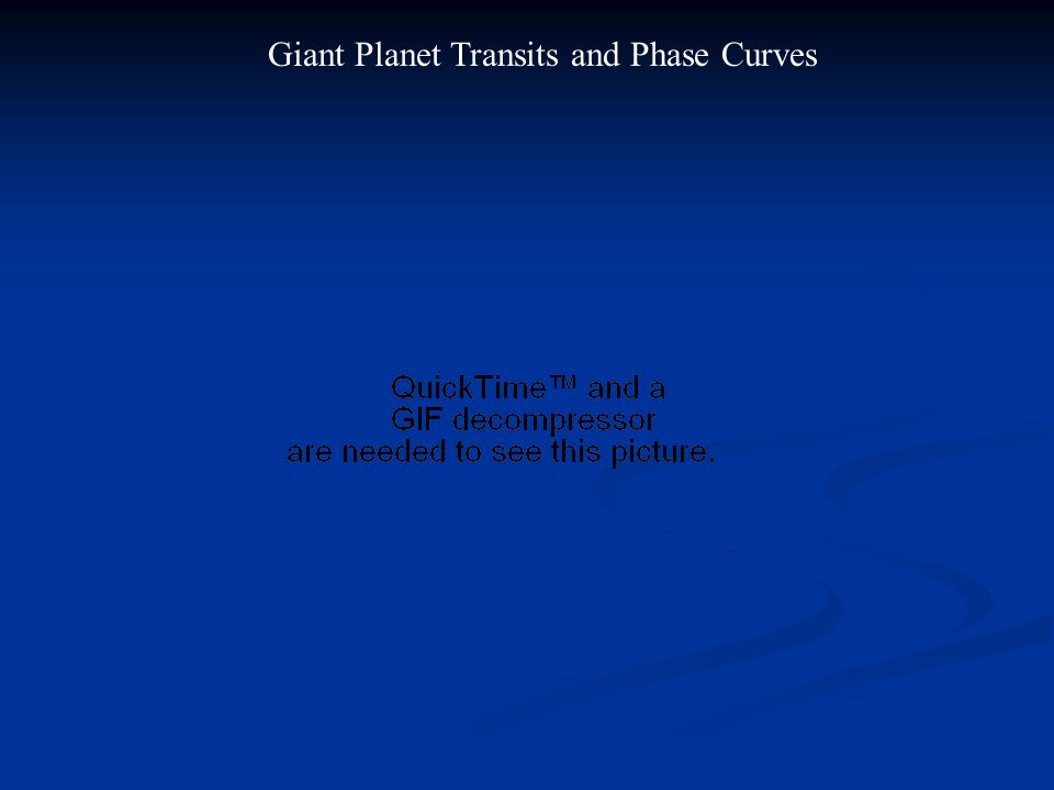 Giant Planet Transits and Phase Curves