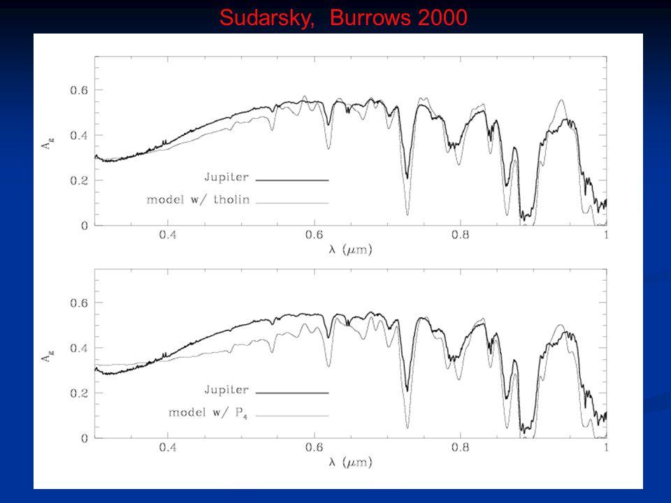 Sudarsky, Burrows 2000