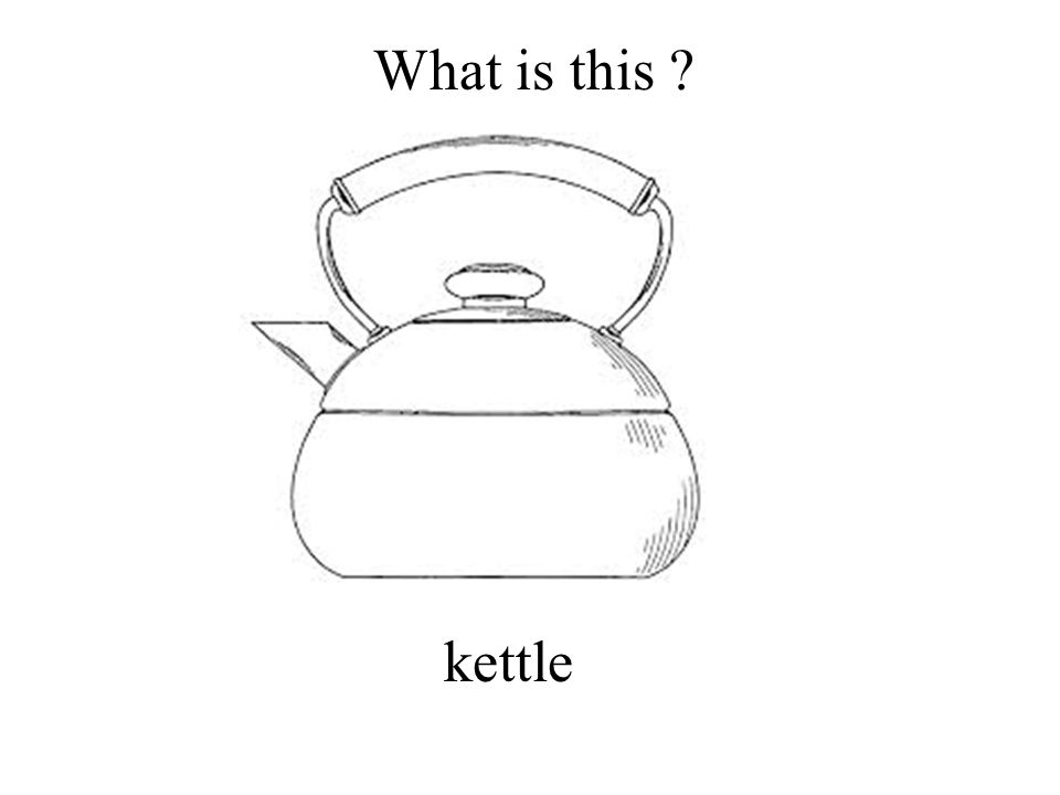 What is this kettle