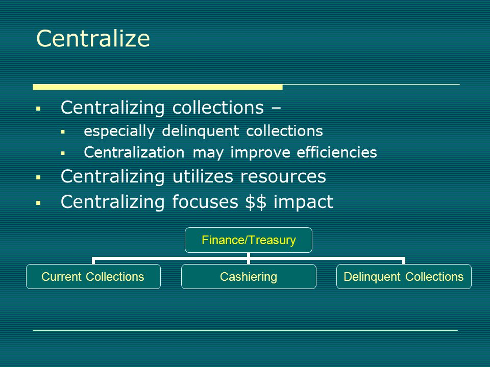 Legal Aspects of Collection  What is bankruptcy.