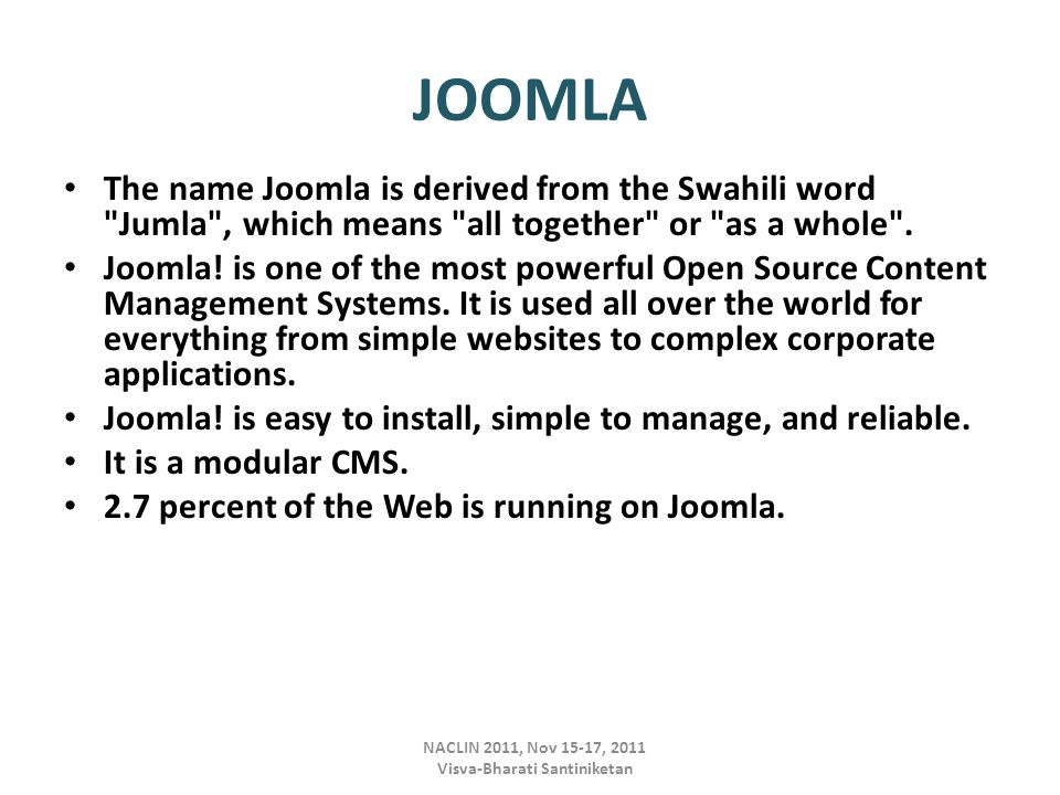 Type localhost/ joomla directory name /administrator on your browser and you will see your administrator/backend page.