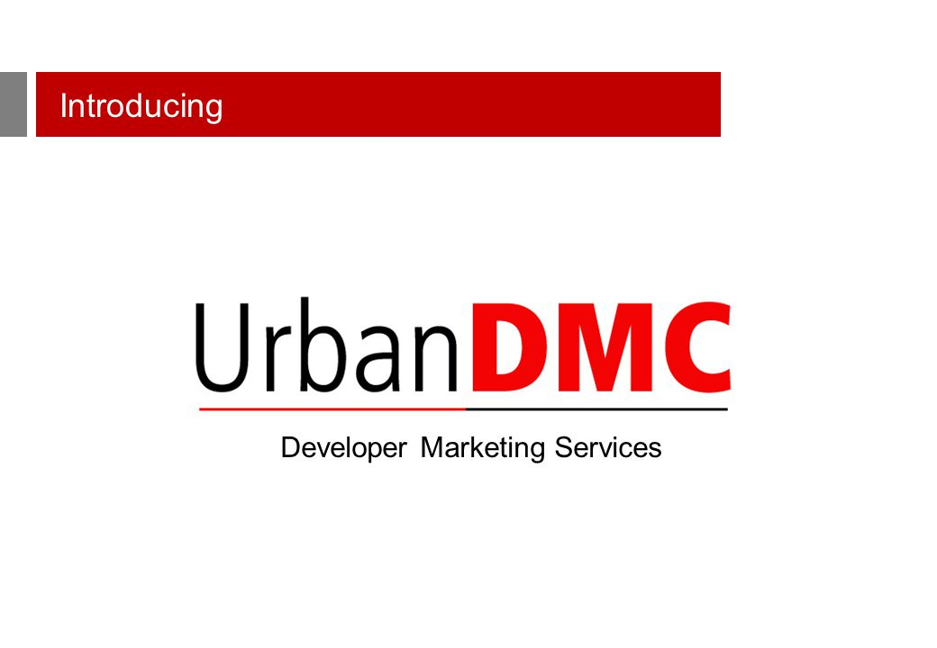 Introducing Developer Marketing Services