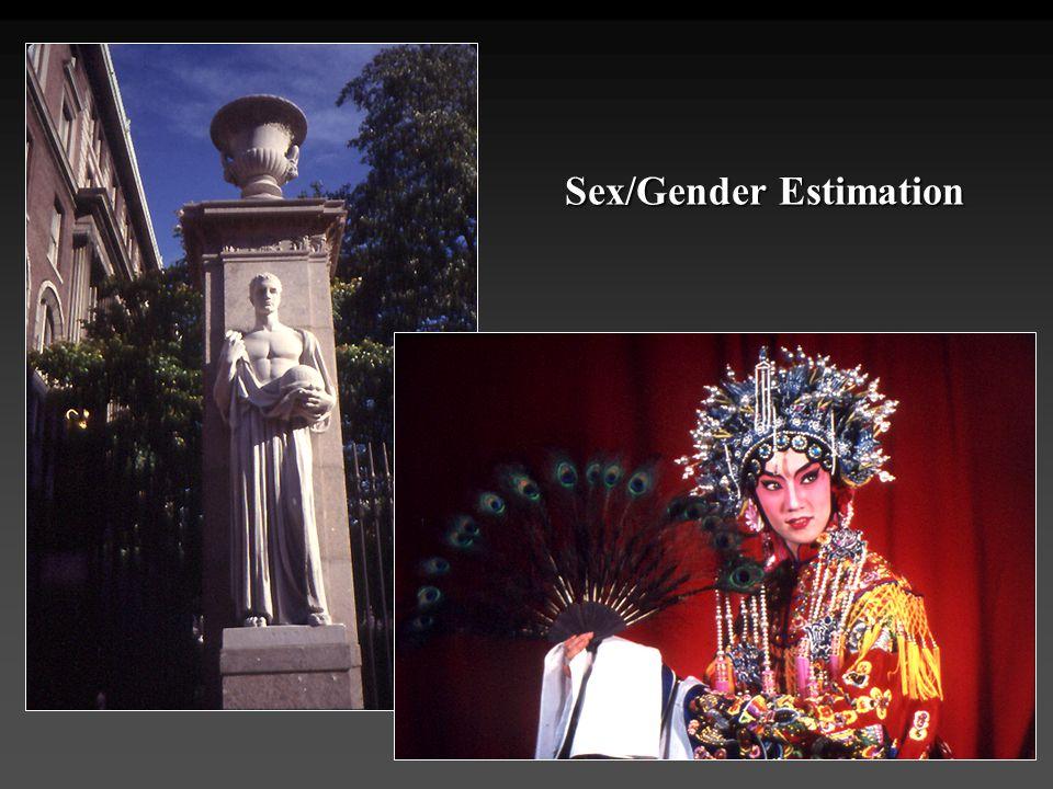 Sex/Gender Estimation