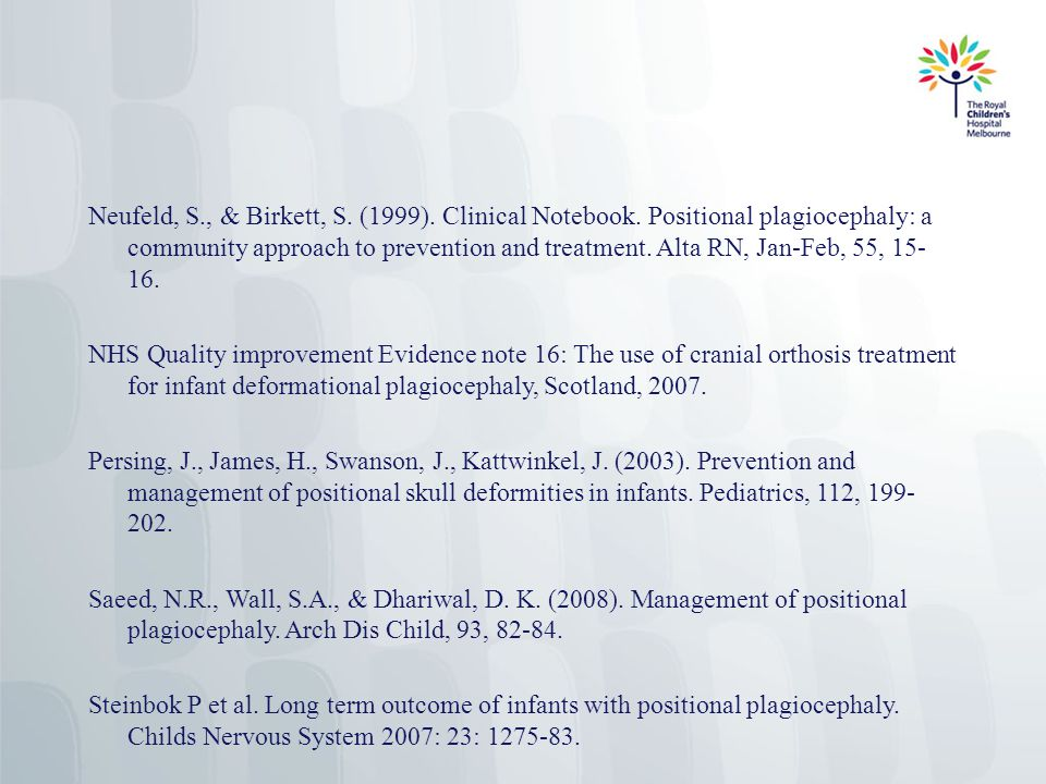 Neufeld, S., & Birkett, S. (1999). Clinical Notebook.