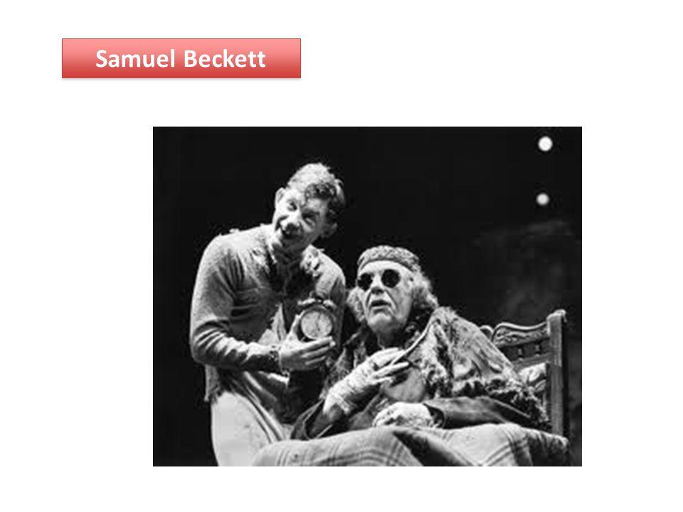Samuel Beckett You must go on.I ll go on.