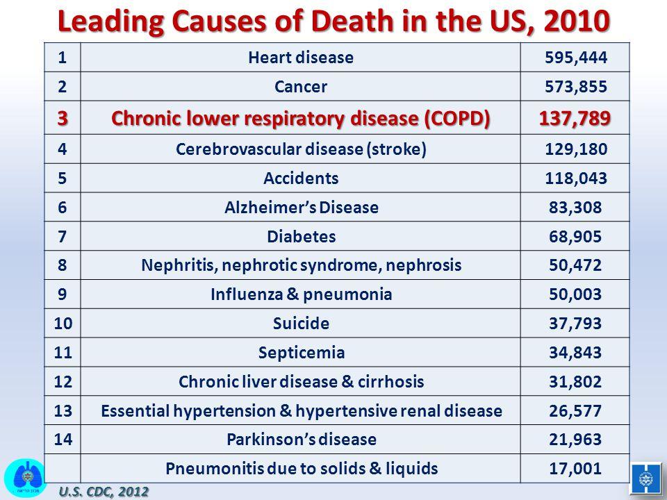 COPD – Emphysema Phenotype Clinical Features  סמפטומים: –Dyspneaקוצר נשימה פרוגרסיבי.