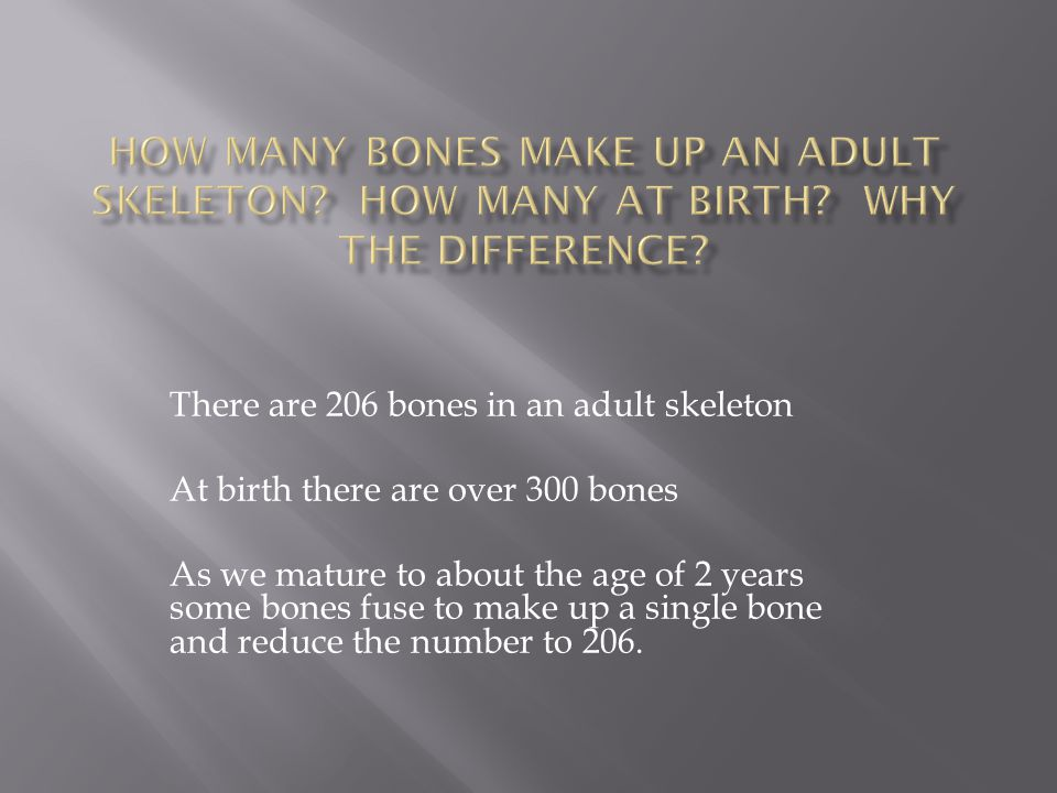  The condition of losing bone density due to aging is called Osteoporosis.