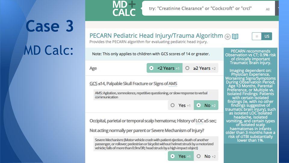 MD Calc: Case 3