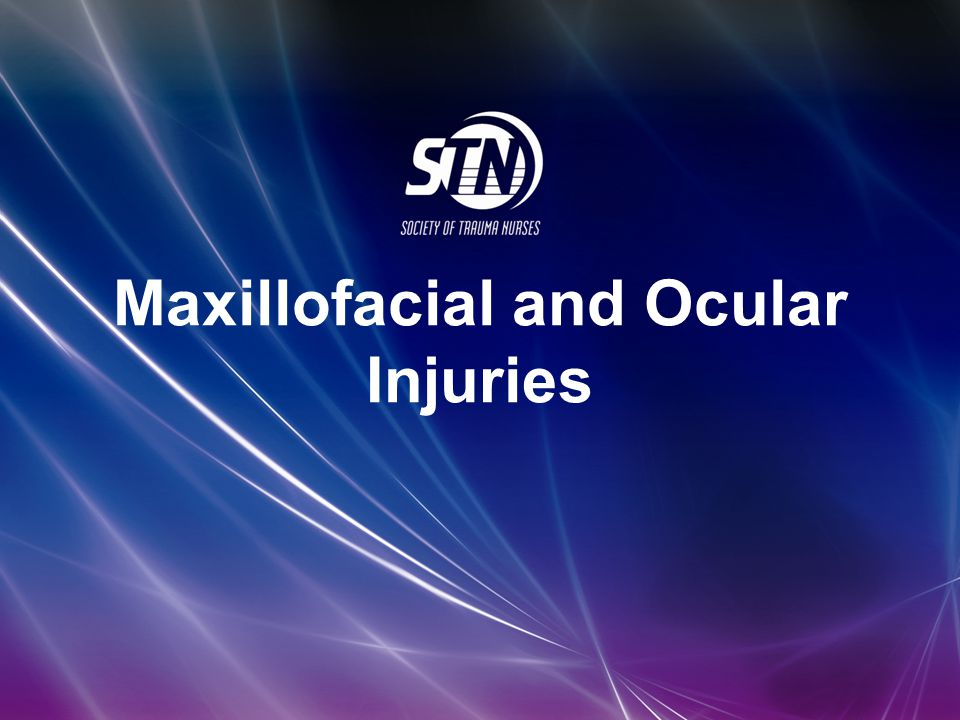 Maxillofacial Injuries General Assessment ABC's Assess for symmetry of facial structures Assess for paresthesias Assess symmetry of facial movements Assess the ears, nose and oral cavity for occult lacerations, hematomas Palpate for crepitus, tenderness or deformity Assess sense of smell